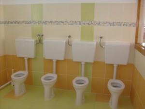 toalety 2.třída dnes